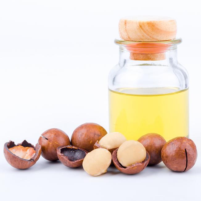 マカデミア種子油